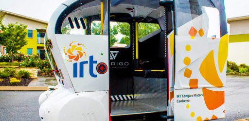 IRT launches driverless care trial