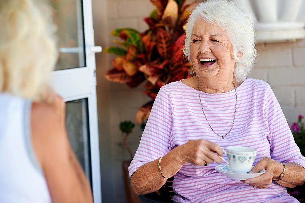 IRT Aged Care - Government Funding